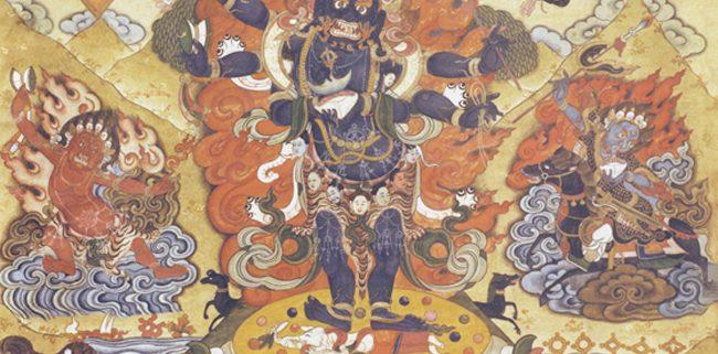 Chadrupa Mahakala