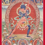 Chakrasamvara-thangka-artifact