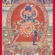 Chakrasamvara-thangka-artifact