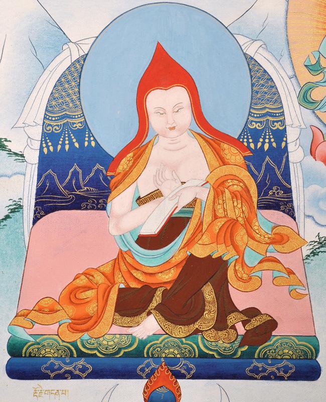 Vajrasanapa Dorje Denpa Chenpo