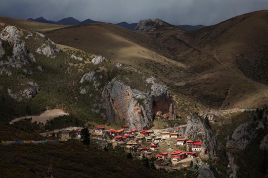 Dzongchö monastery