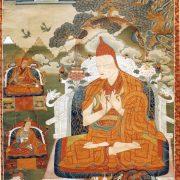 Jamgon-Kongtrul-Thangka-artifact