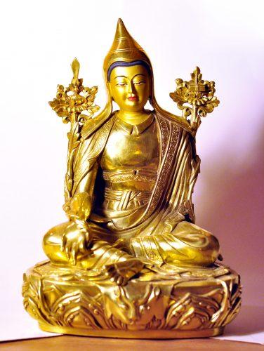 Khyungpo Naljor statue