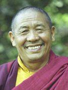 Lama Tenpa Gyamso Rinpoche