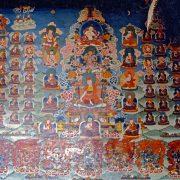 Lignee-shangpa-mur-Sonada-artifact