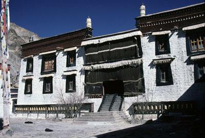 Nenying monastery
