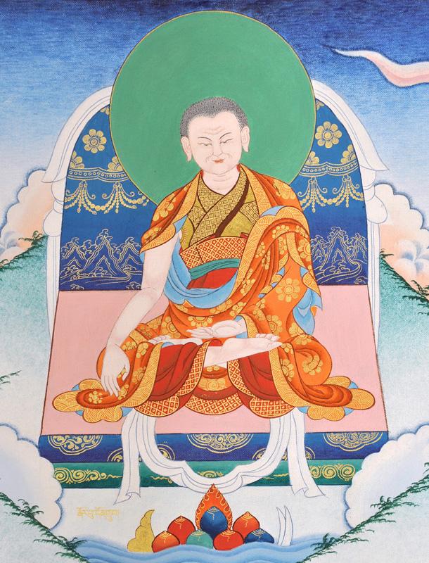 Lama Norbu Töndrup