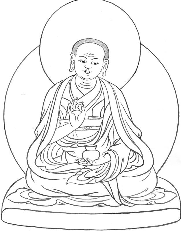 Khédrup Samdingpa Shönu Drub