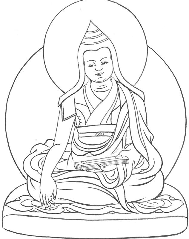 Khédrup Tsangma Shangtön