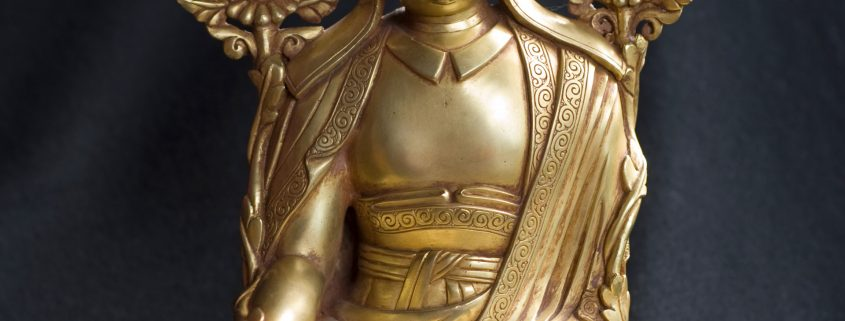 Statue Khyungpo Naljor