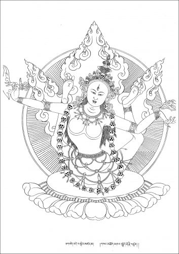 White khechari