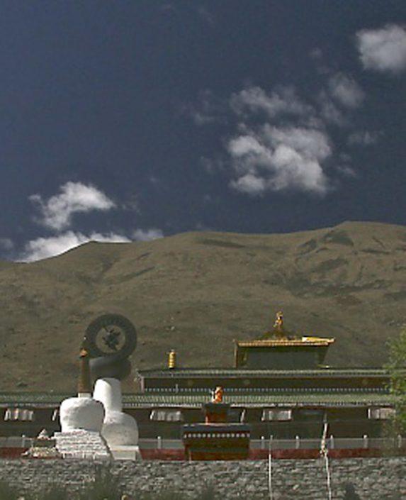 zhang zhong Monastery