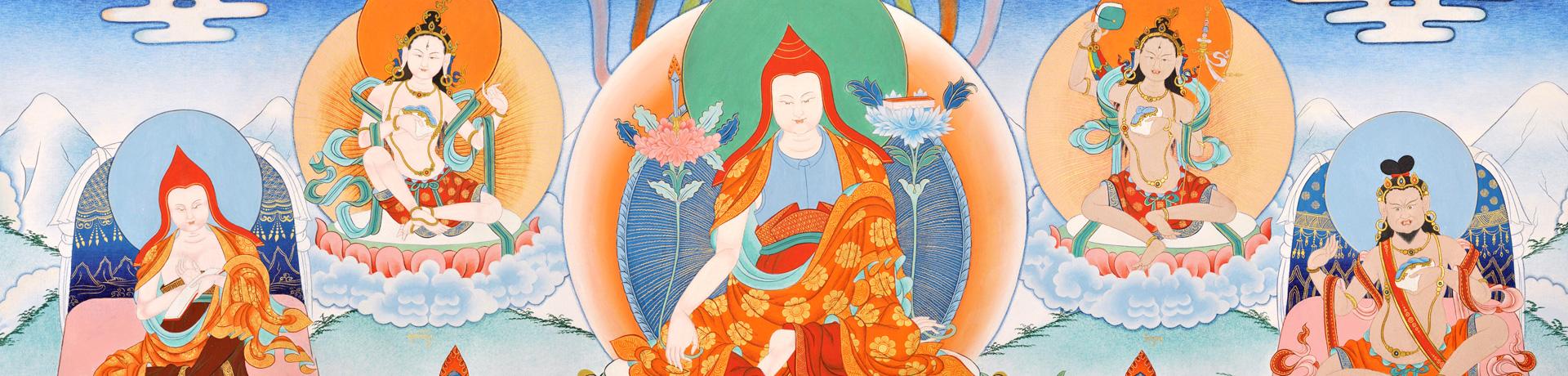 shangpa lineage